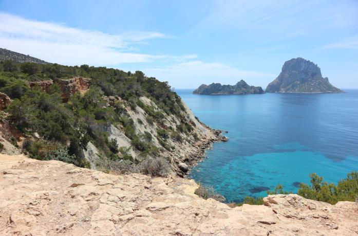 Vista da Ibiza