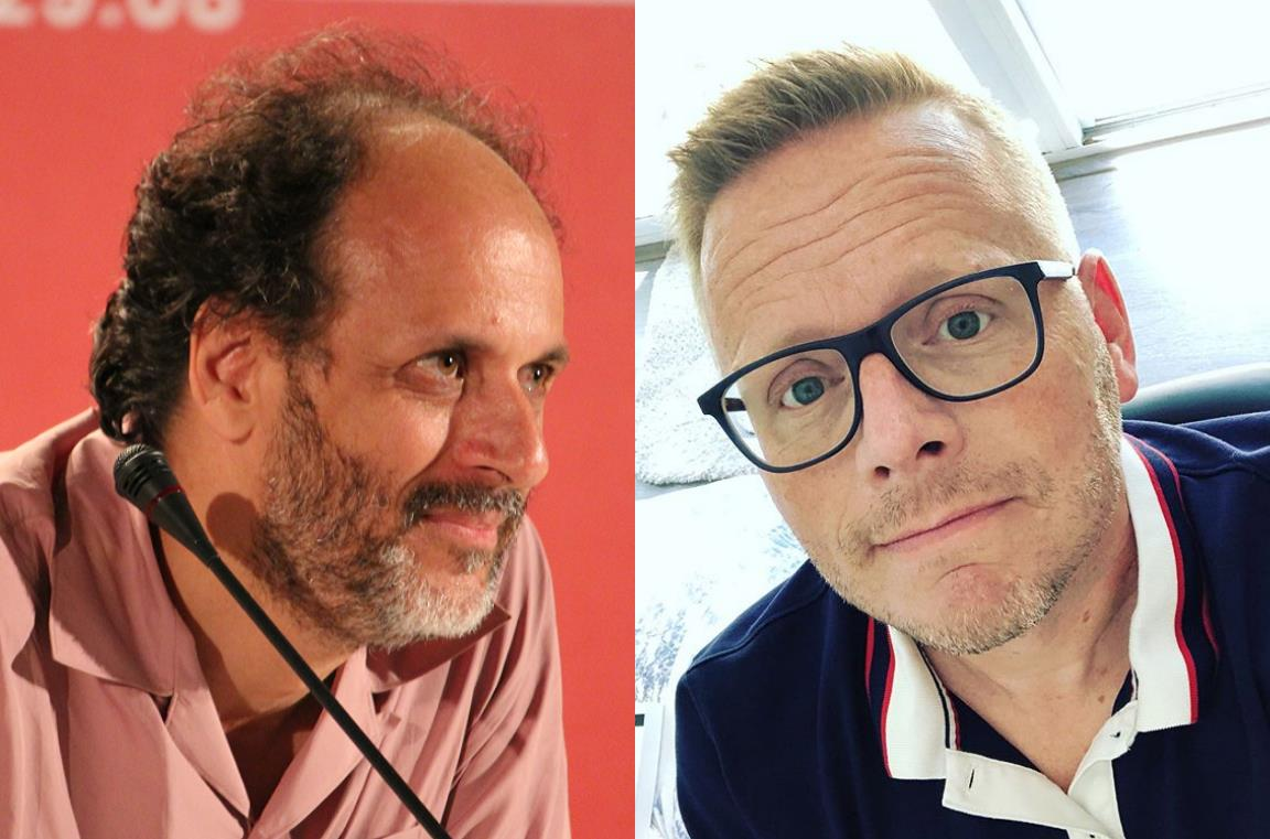 Luca Guadagnino e Patrick Ness