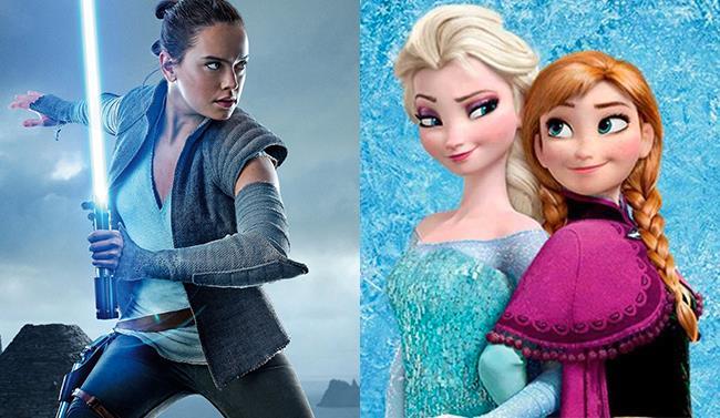 Avengers 4, Frozen 2, Star Wars 9 trailer in arrivo per i titoli Disney