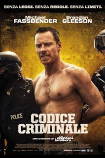 Poster Codice criminale