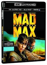 Mad max fury road 4k ultra hd
