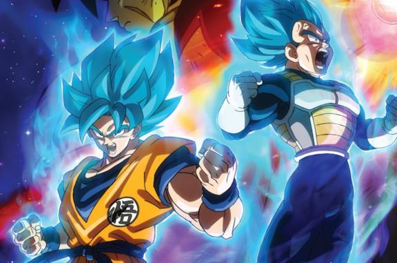 Dragon Ball Super: annunciato ufficialmente un nuovo film animato per il 2022