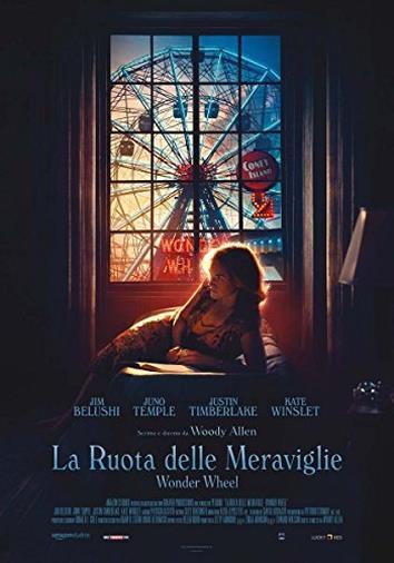 Cofanetto Blu-ray de La ruota delle meraviglie