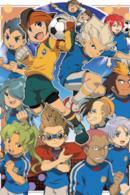Poster Inazuma Eleven - La squadra delle meraviglie