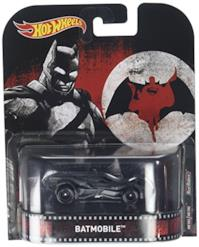 Hot Wheels Batman v Superman Batmobile Diecast Car