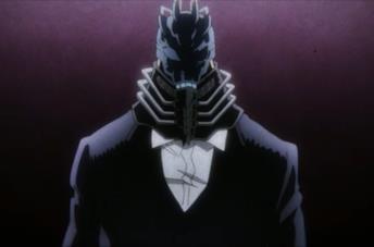 My Hero Academia All for One Villain