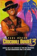 Poster Crocodile Dundee 3