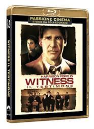 Witness: Il testimone ( Blu-Ray)
