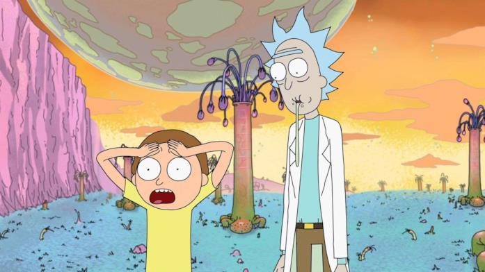 Rick e Morty il puzzle