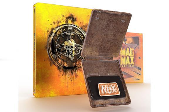 La Steelbook limitata di Mad Max: Fury Road