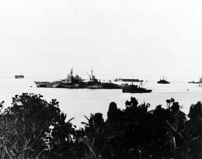 La nave USS Indianapolis