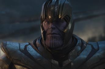 Thanos in Avengers: Endgame