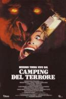 Poster Camping del terrore