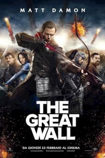 Poster The Great Wall