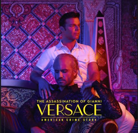 Ricky Martin insieme ad Edgar Ramirez: saranno Antornio D'Amico e Gianni Versace