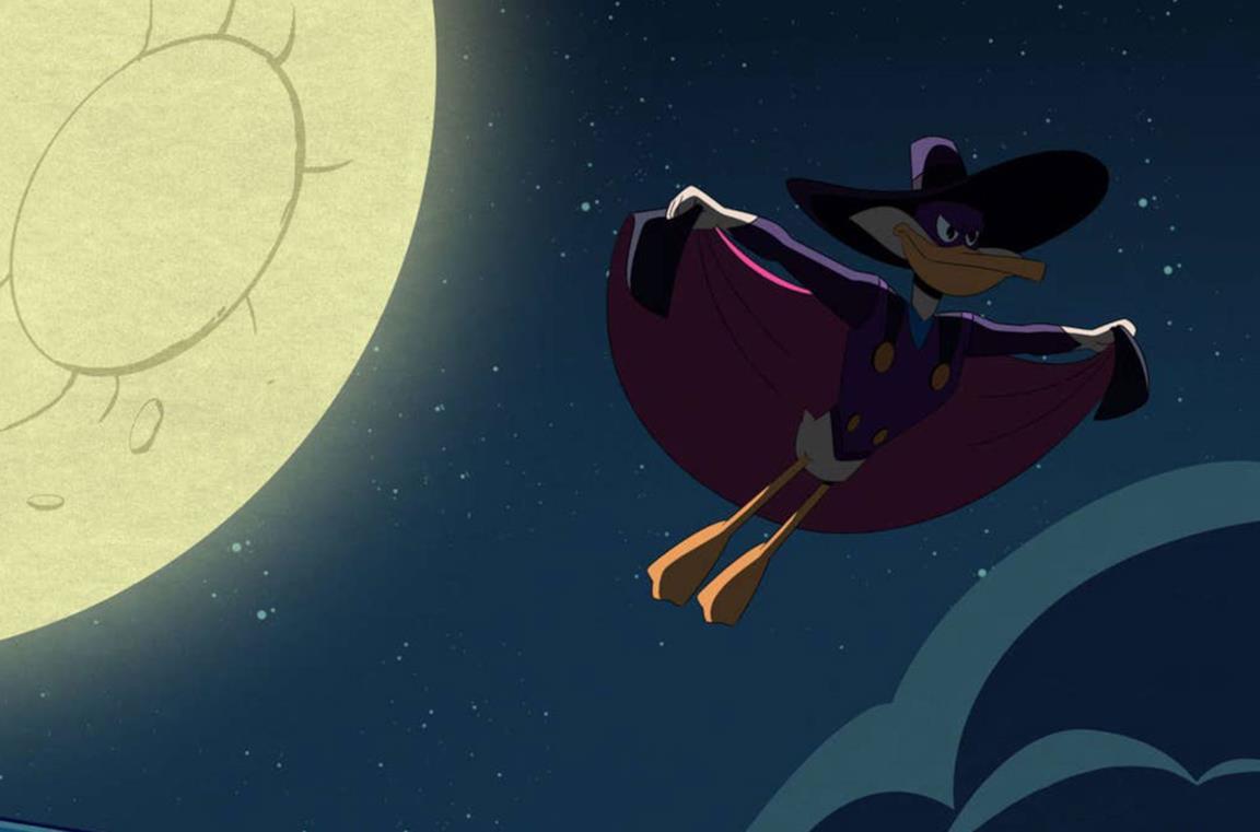 Darkwing Duck da Ducktales ad nuova serie reboot