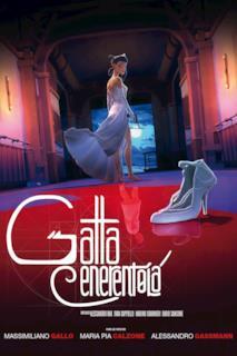 Poster Gatta Cenerentola