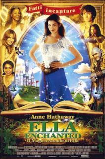 Poster Ella Enchanted - Il magico mondo di Ella
