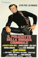 Poster Il poliziotto della brigata criminale