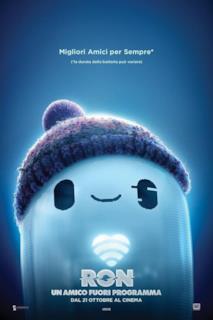 Poster Ron - Un amico fuori programma