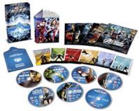 Marvel Cinematic Universe Phase 1 Box Set (6 Blu-Ray)  [Edizione: Regno Unito]