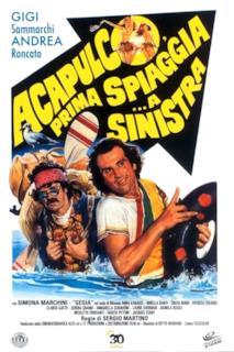 Poster Acapulco, prima spiaggia... a sinistra