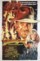 Poster Indiana Jones e il tempio maledetto