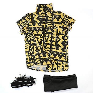 Stranger Things 3 Eleven Battle Shirt & Jim Hopper T-Shirt Costume per ragazze maschi, anni '80 Camicia casual stile retrò per bambini unisex Adulti Halloween Giochi di ruolo Costumi Cosplay Top