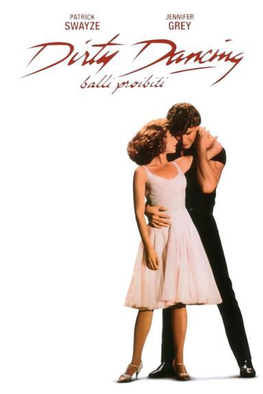 Poster Dirty Dancing - Balli proibiti