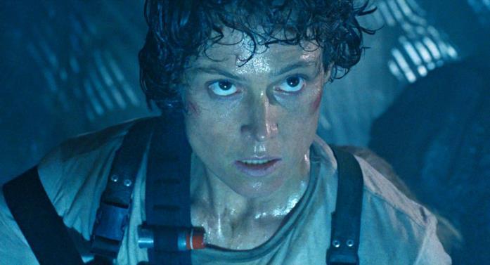 Il personaggio di Ripley nel sequel di Alien