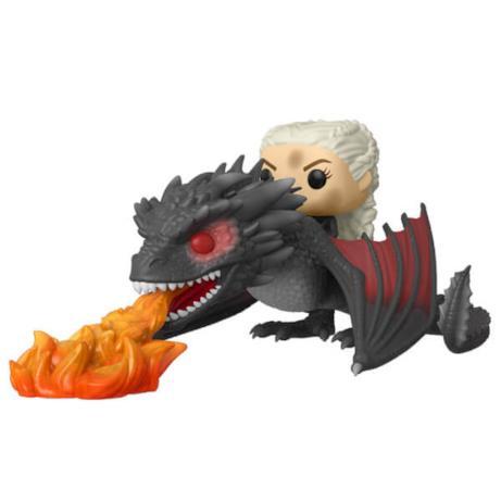 Dany e Drogon in versione Funko Pop!