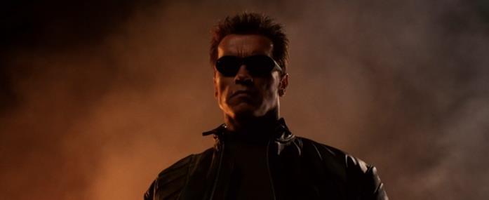 Terminator 3 Arnold Schwarzenegger