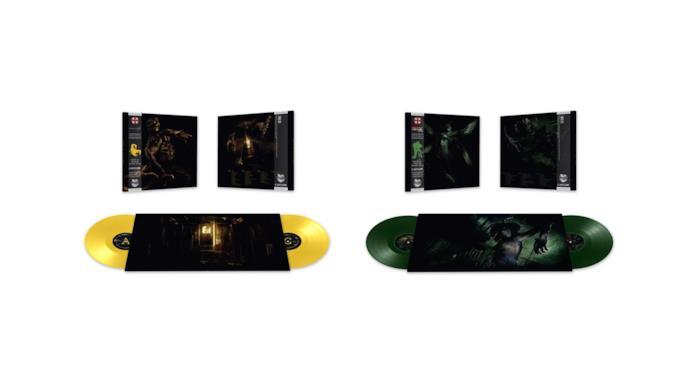 Resident Evil: i nuovi dischi in vinile Laced Records