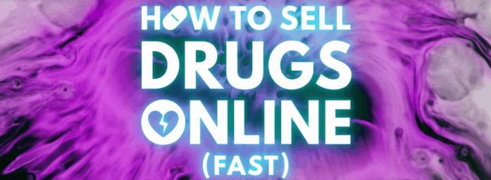 """Il titolo originale della serie televisiva, ovvero """"How to Sell Drugs Online (Fast)"""""""