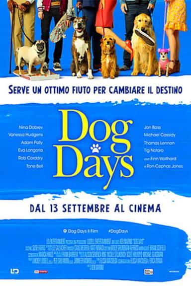 Poster Dog Days