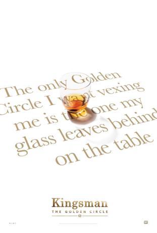 Teaser poster di Kingsman 2 dedicato a Jeff Bridges