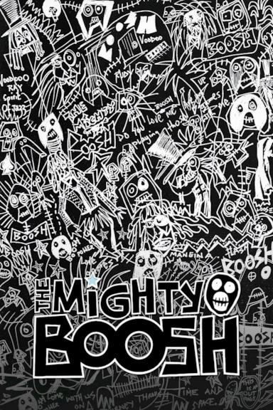 Poster The Mighty Boosh