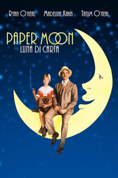 Poster Paper Moon - Luna di carta
