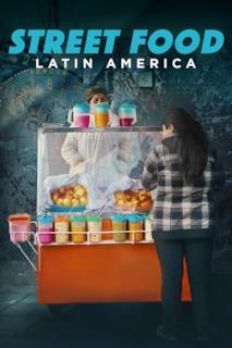 Poster Street Food: Latin America