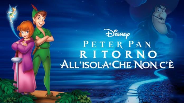 Peter Pan - Ritorno all'Isola che non c'è