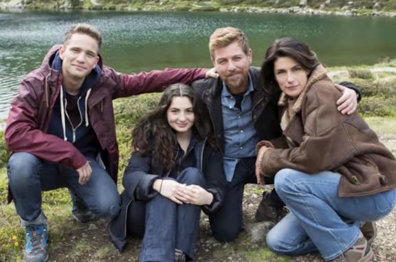 Vite in fuga: il cast e i personaggi della fiction RAI