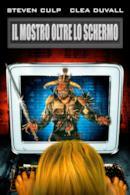Poster Il mostro oltre lo schermo