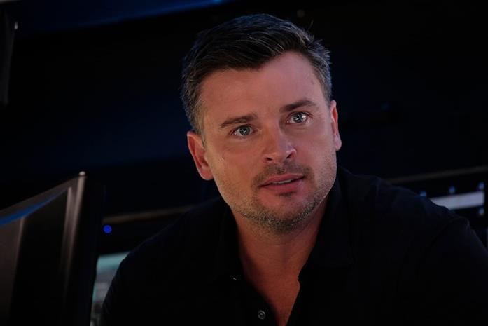 Marcus Pierce /Caino nella terza stagione di Lucifer