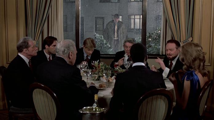 Un'immagine del film Una poltrona per due