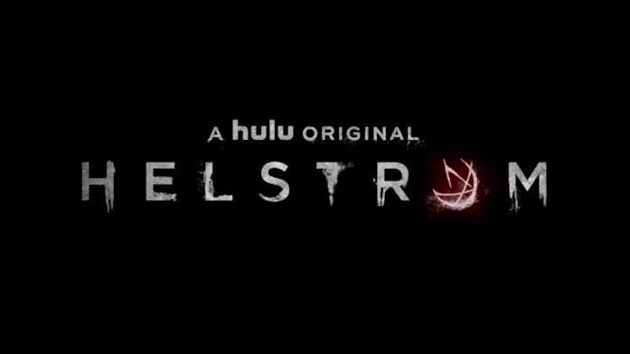 Helstrom scritto su sfondo nero
