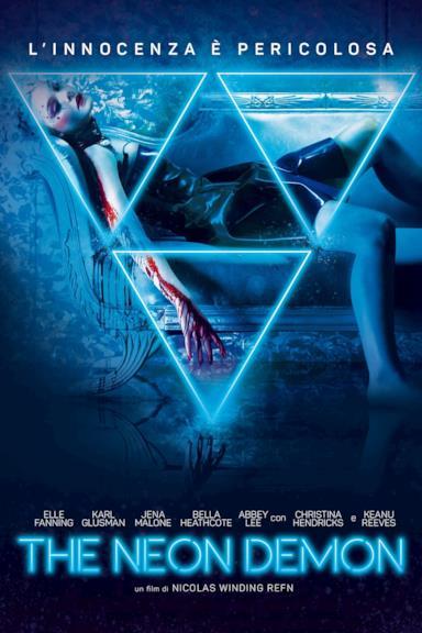 Poster The Neon Demon