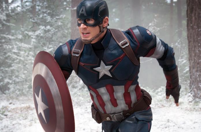 Steve Rogers è Captain America nel Marvel Cinematic Universe