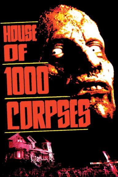 Poster La Casa Dei 1000 Corpi