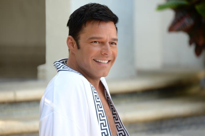 Ricky Martin nel ruolo di Antonio D'Amico nel secondo episodio di American Crime Story