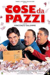 Poster Cose da pazzi